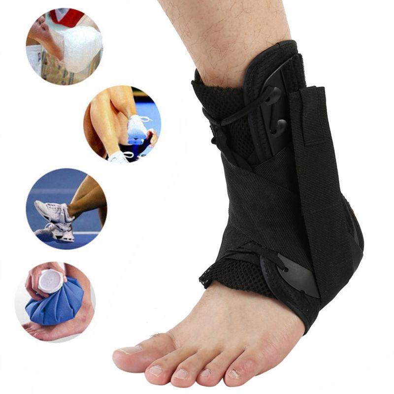 Ankle Brace Support Stabilizer  Sports Basketball Pain Tendo