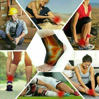 Ankle Sport Support Compression Tendon
