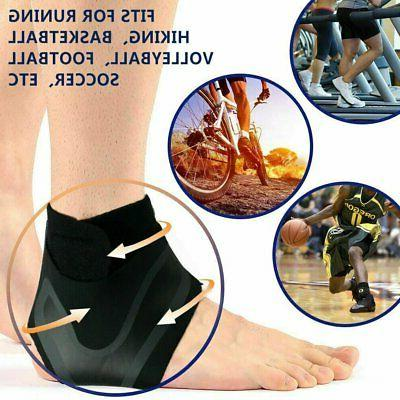 Ankle Support Brace Strap New