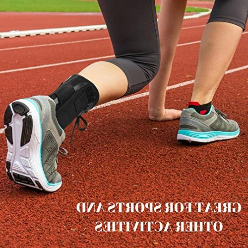 MEDIZED Support Protector Safety Foot Compression Lacer Soccer Baseball