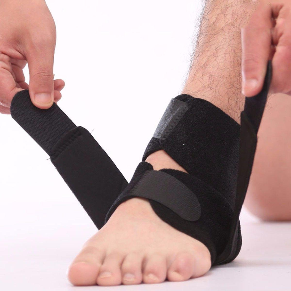 Aolikes Ankle Support Breathable Sleeve Adjustable Wrap