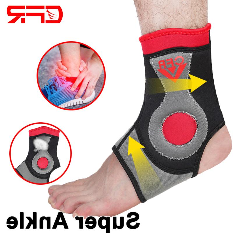 Ankle Support MMA Jogging Neoprene