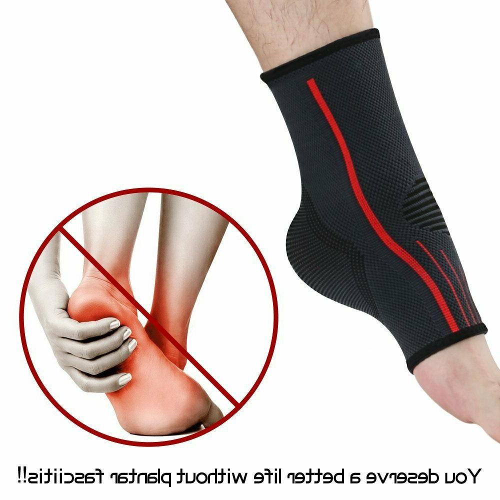 Ankle Brace Compression Sleeve for Jogging