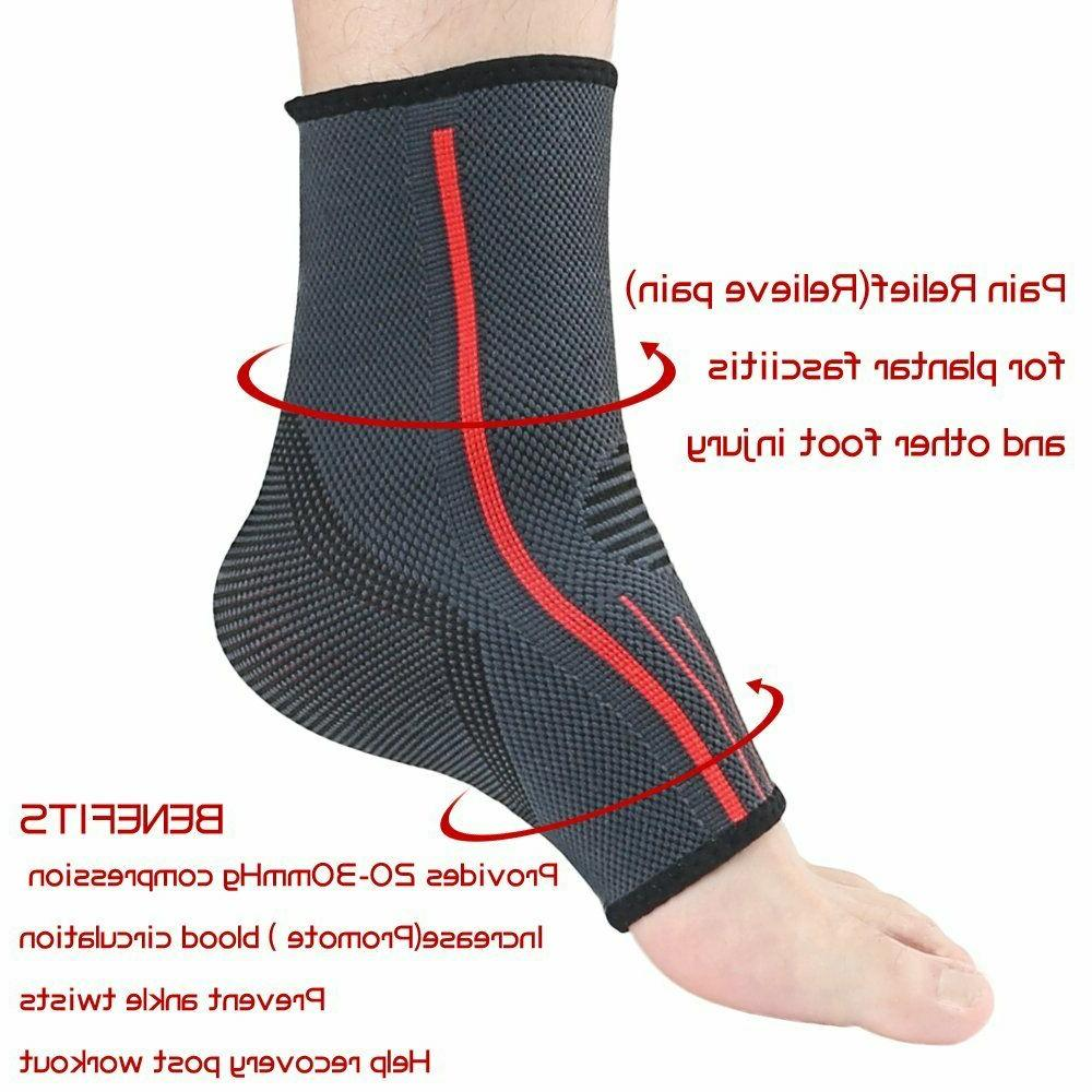 Ankle Sleeve for Exercising