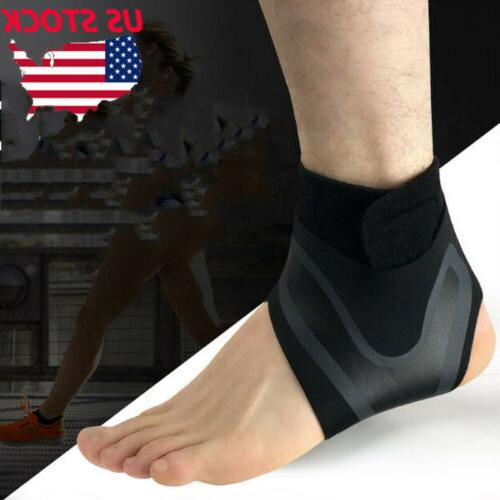 Ankle Support for Men and Women Neoprene Breathable Adjustab