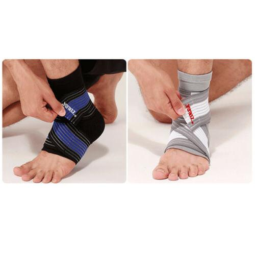 Ankle Brace Tight Strap Tendon Basketball