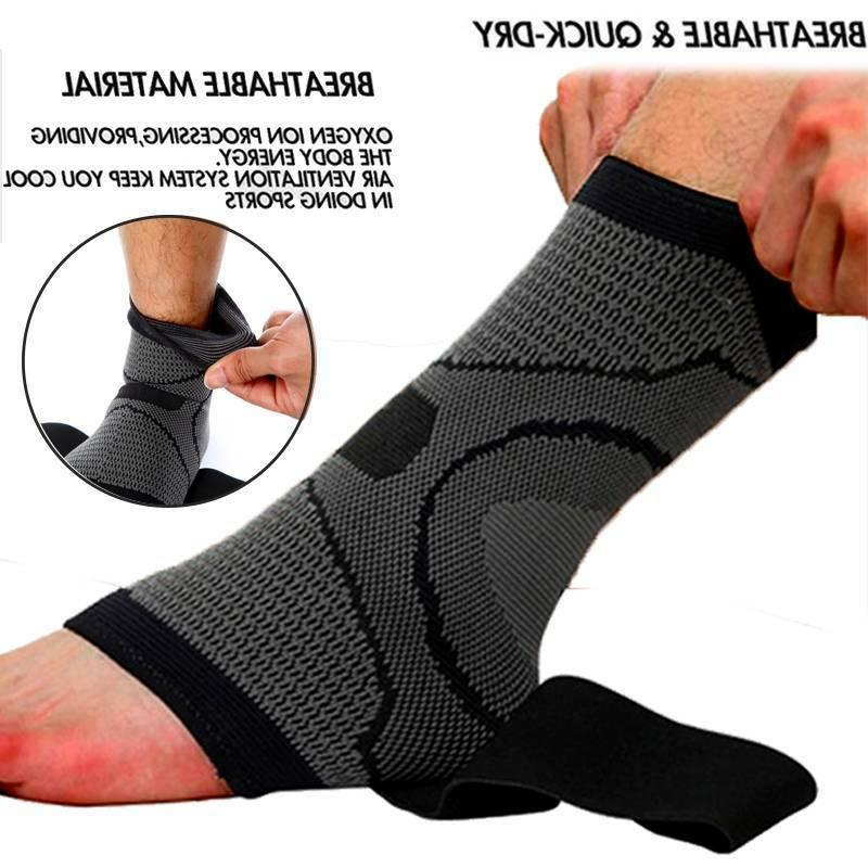 Ankle Fasciitis Compression Sock Joint Pain