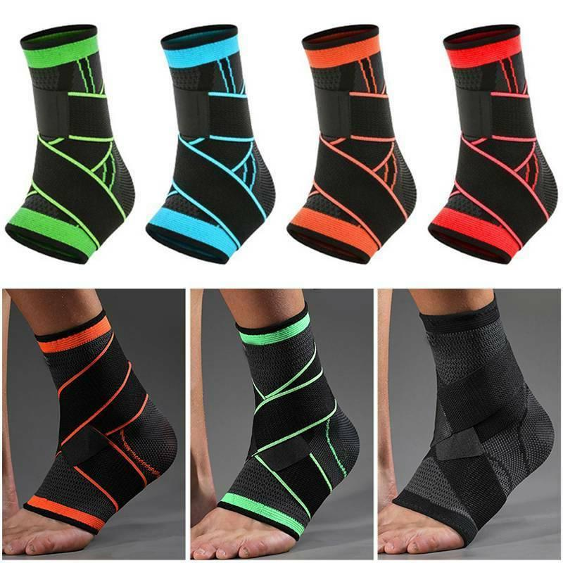 Ankle Fasciitis Compression Sock Foot Joint Pain Sleeves O