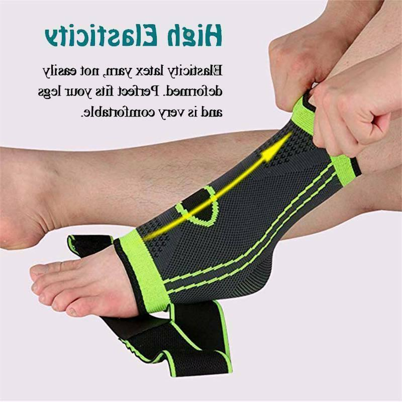 Ankle Brace Fasciitis Joint Pain Sleeves