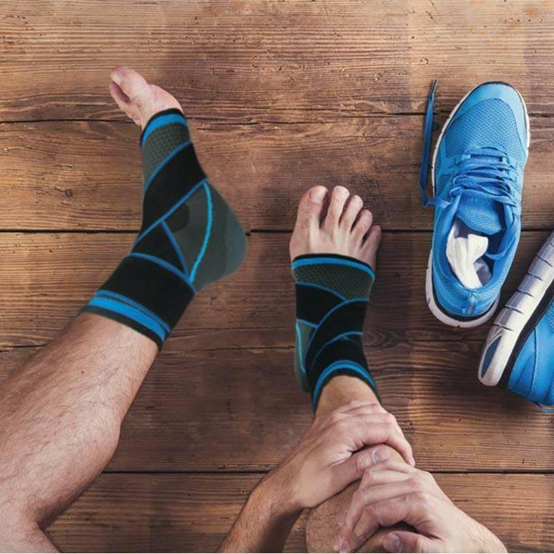 Ankle Support Fasciitis Sock Joint Pain