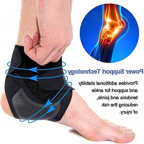 Ankle Breathable Compression Ankle Men Women
