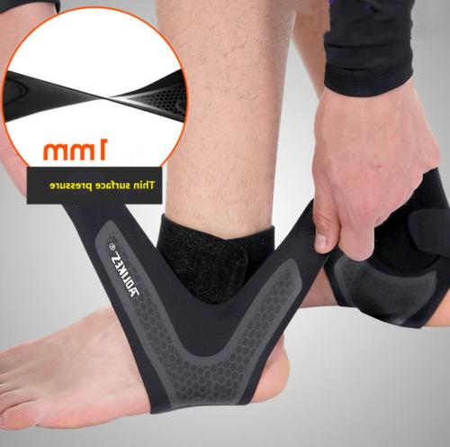 Compression Ankle Brace Men & Women Black