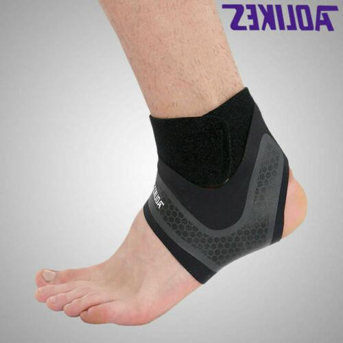Ankle Support Fasciitis Sleeve Wrap