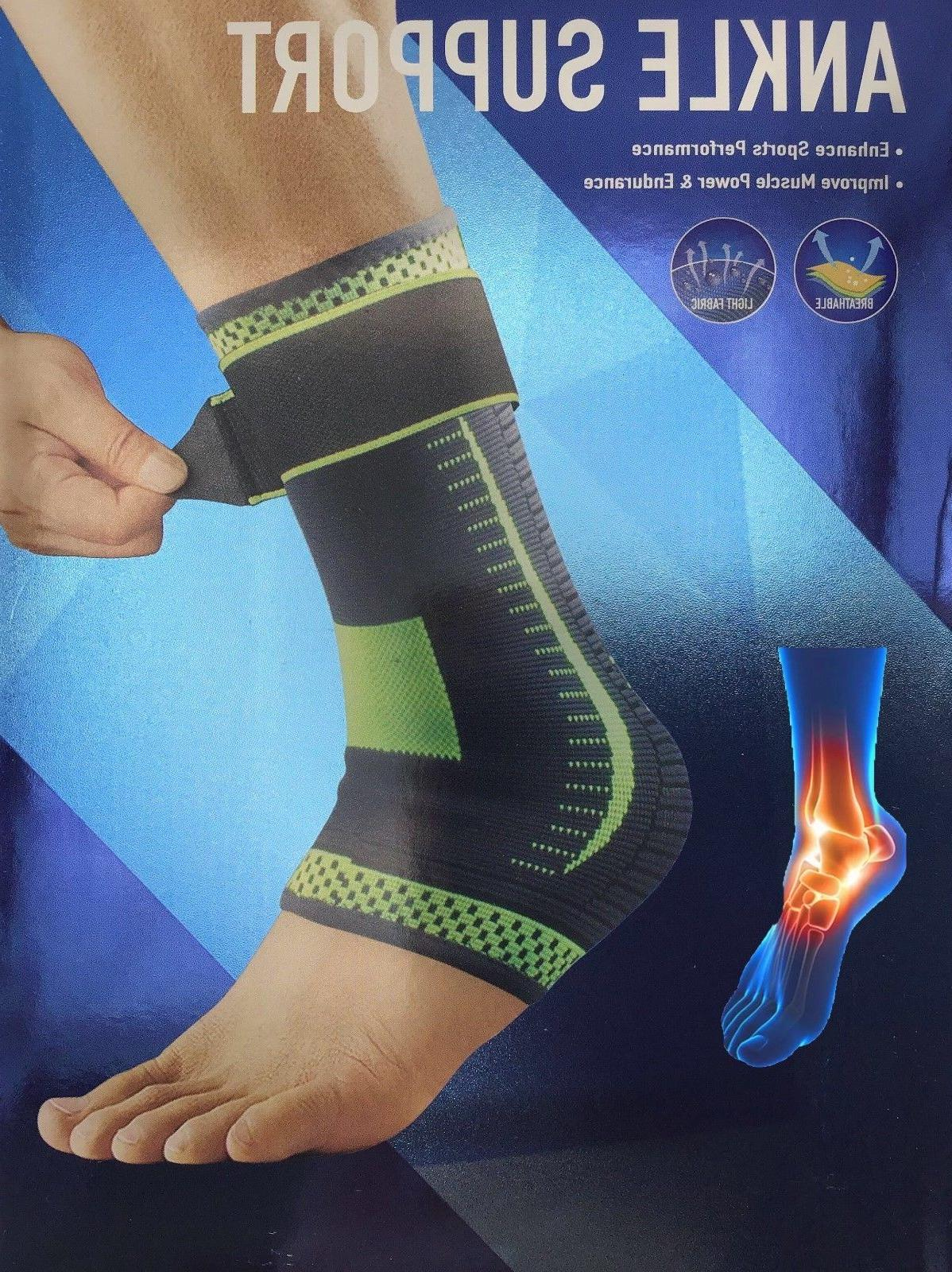 ankle support compression plantar fasciitis sleeves arch