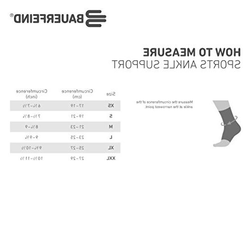 Bauerfeind - Breathable Compression Figure Taping - Knit Breathability Fit