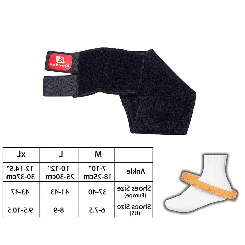 Arbot <font><b>Ankle</b></font> Support Sports <font><b>Brace</b></font> Support Running