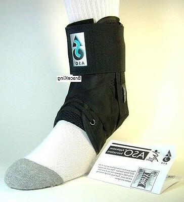 aso ankle brace guard stabilizer support orthosis