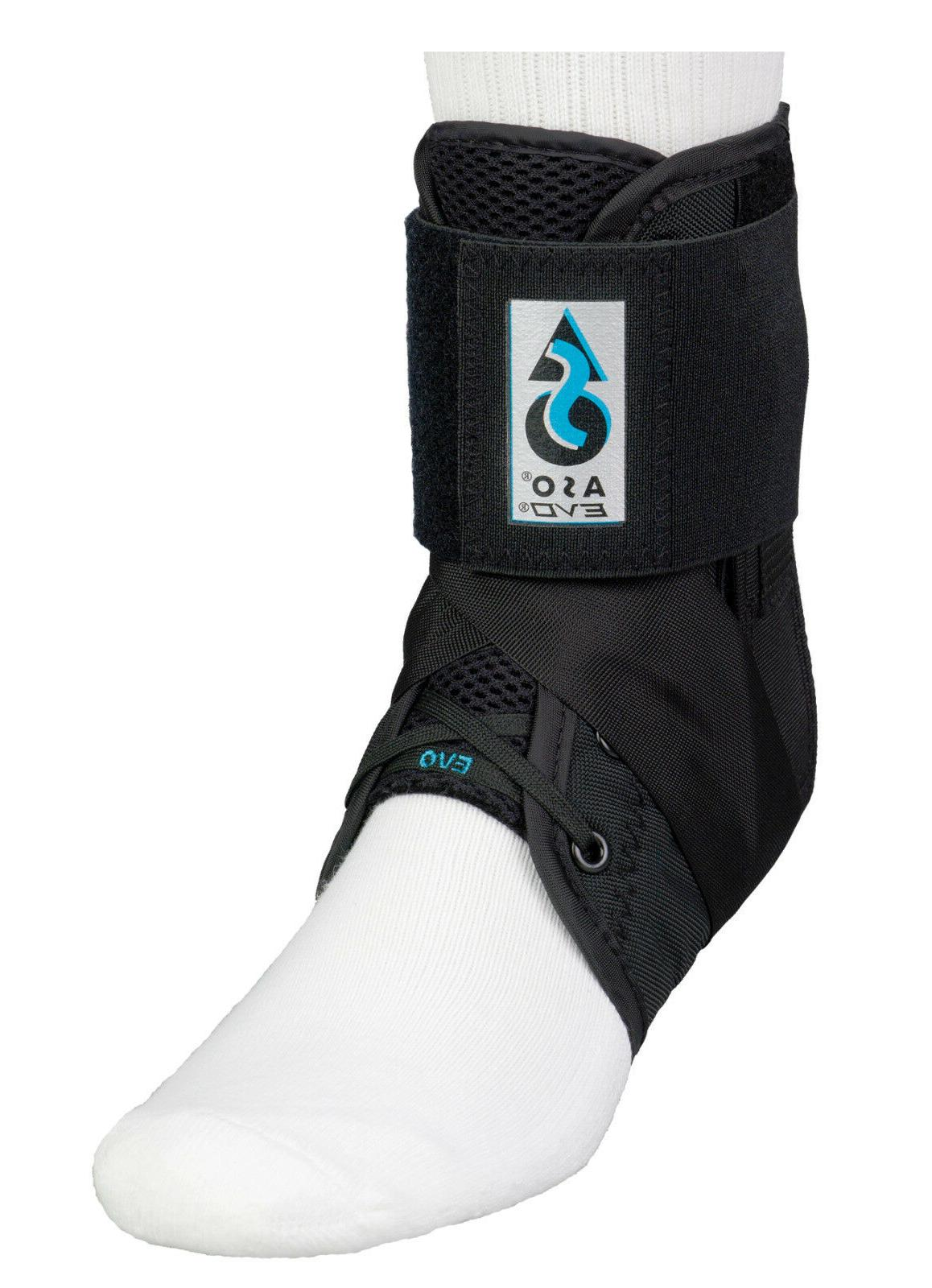 aso evo ankle brace stabilizer orthothis support