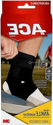 ACE Brand Deluxe Ankle Stabilizer, America's Most Trusted Br