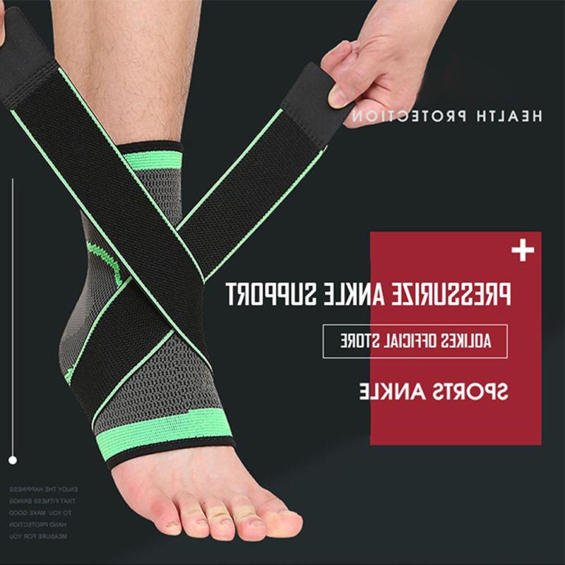 Copper Compression Sleeve Bandage Sports Pain Relief