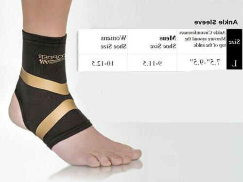 Copper Fit Pro Ankle Relief Motion