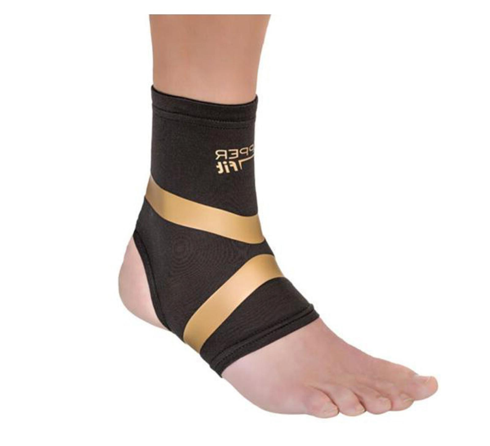Copper Ankle support Arthritis Relief Motion Brace
