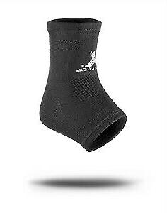 Mueller Elastic Ankle Support - Black - Small - X-Large