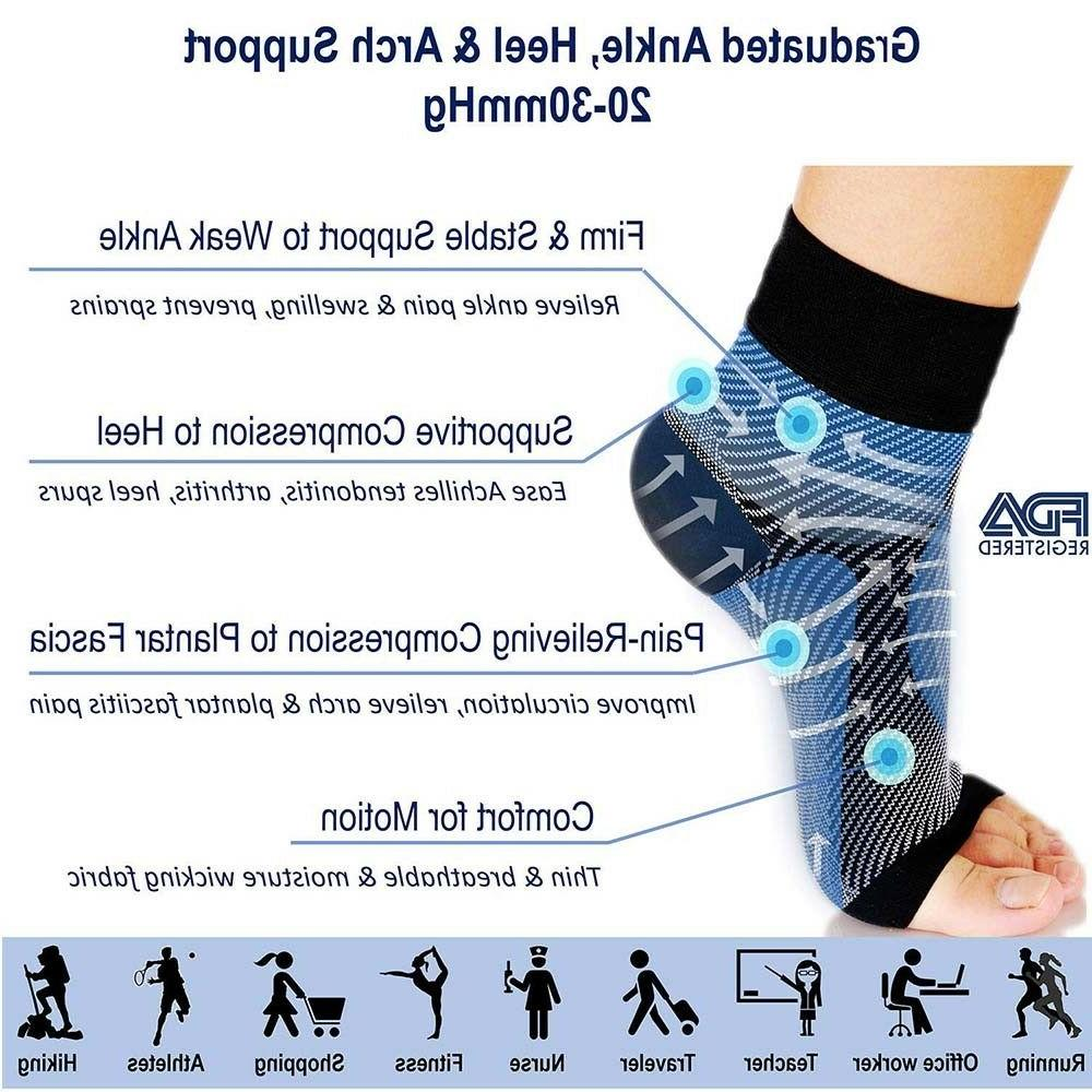 Foot Support Compression Ankle Heel