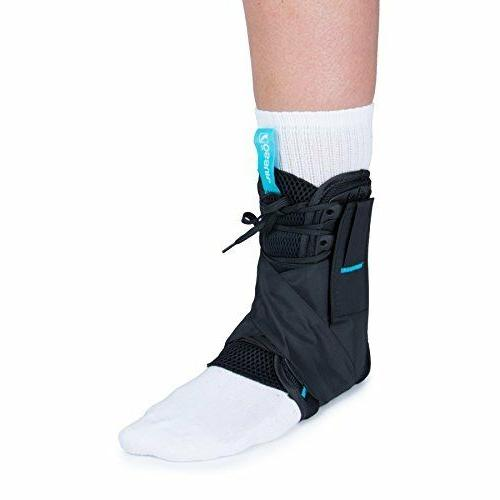 form fit exoform ankle brace support