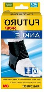 Futuro Quck Strap Ankle Support Moderate Support Adjust to F