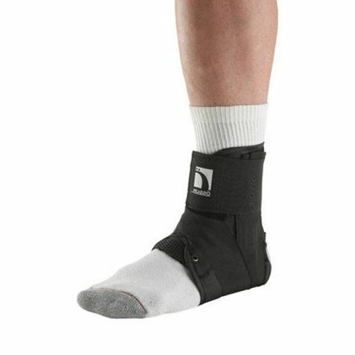 gameday ankle brace with figure 8 straps