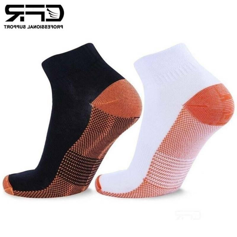 Magnetic Compression Relief Ankle Support Foot Sleeve