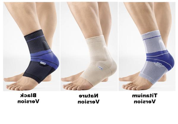 malleotrain ankle brace new natural titanium or