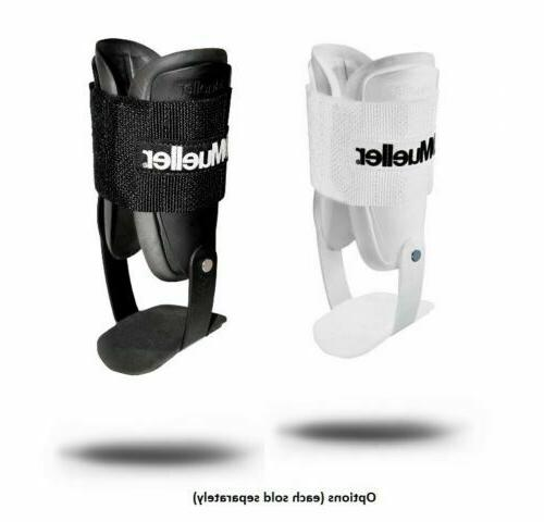mueller lite ankle hinged brace support fits