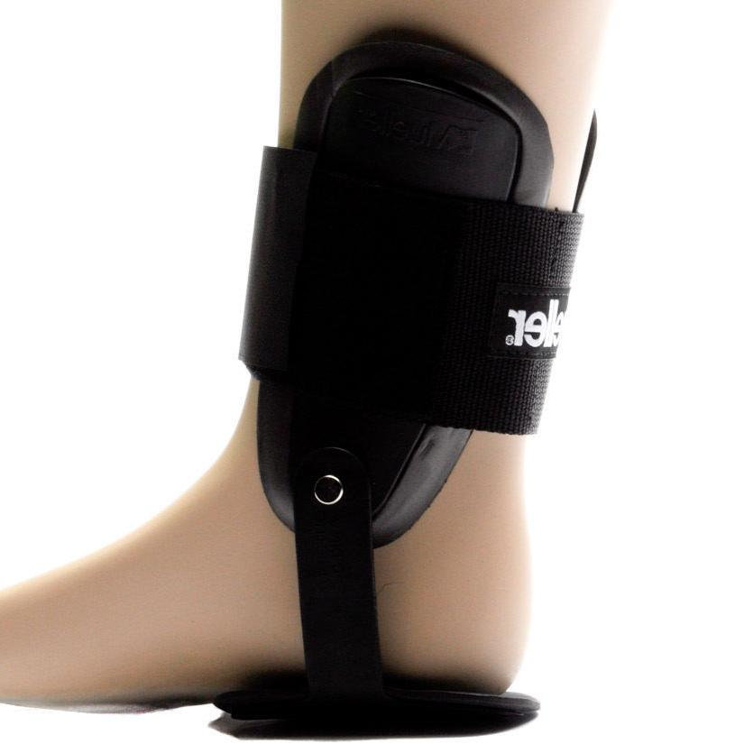 new lite active ankle brace hinged basketball
