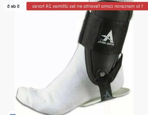 NIB Active Ankle T2 Rigid Ankle Cramer T2 Support SZ