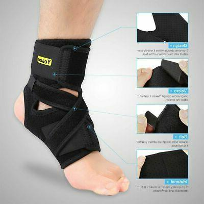 Yosoo Foot Orthosis Ankle Fasciitis Splint Support