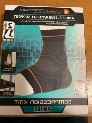 open box never used ankle brace