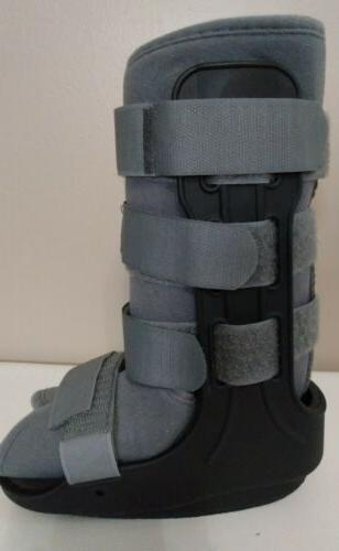 Orthopedics kids, Large, Boot Ankle Black &