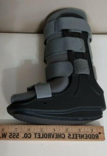 Orthopedics kids, Boot Walker Black & Gray