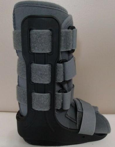 Orthopedics Boot Black &