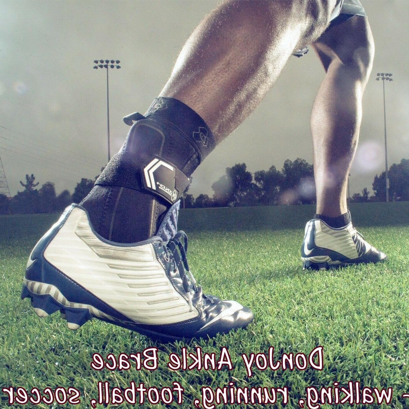 performance bionic ankle brace sz small right