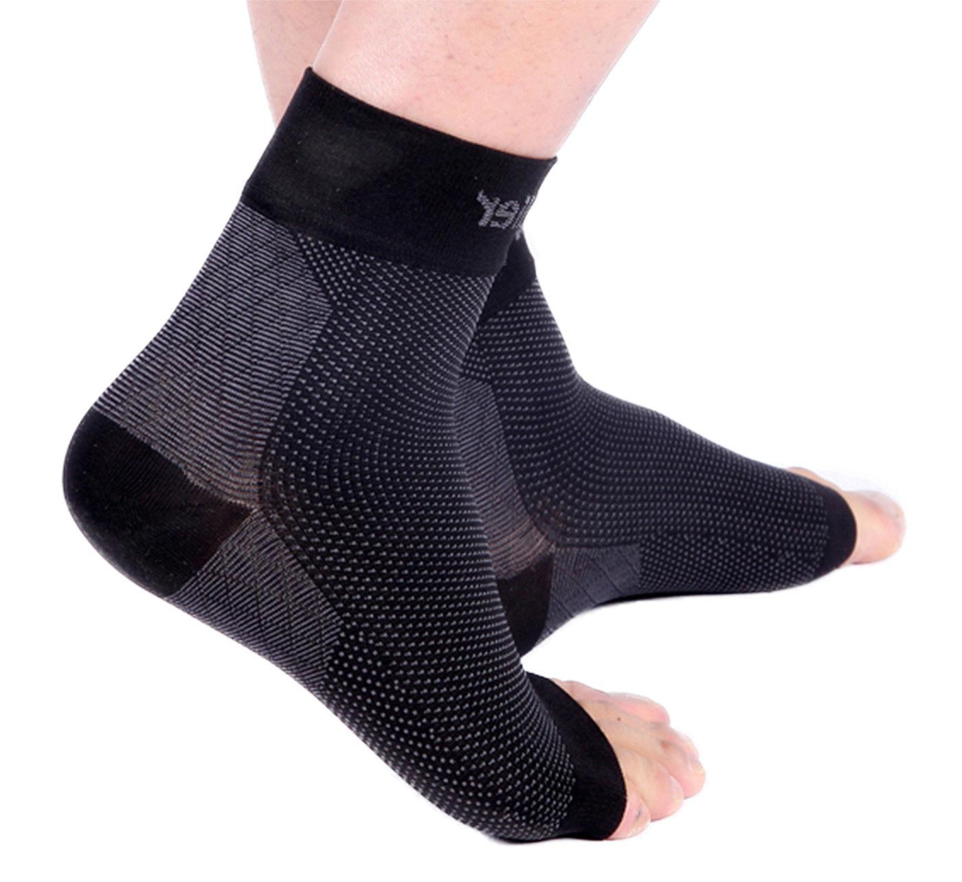 Doc Arch Support Compression Brace BLACK