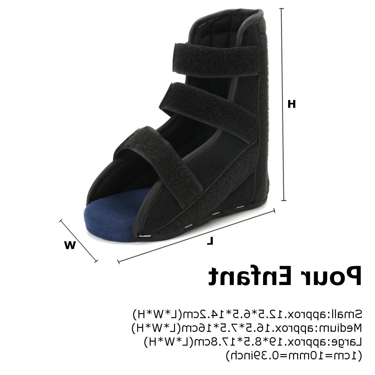 Support Foot Drop Guard Fractures Braces First