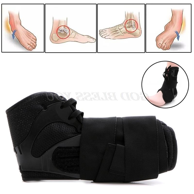 S/M/L Size <font><b>Ankle</b></font> Support Sports <font><b>Ankle</b></font> Straps Adjustable Foot Stabilizer <font><b>Ankle</b></font> Protector