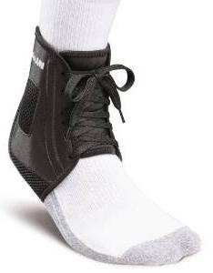 Mueller Soccer Ankle Brace - Fits Left or Right Foot