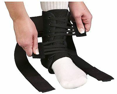 speed lacer ankle brace stabilizer support guard