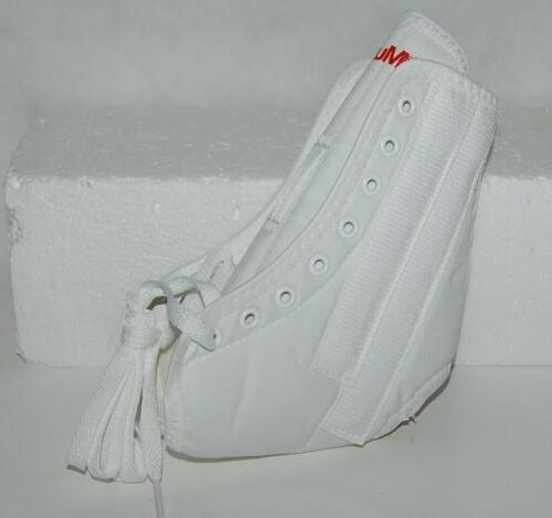 Mueller Sport Lace White Extra Small