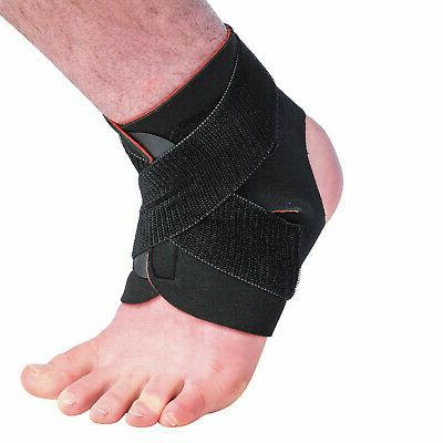 thermoskin r exo ankle wrap support compression