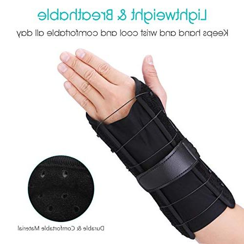 Children Wrist Support Brace with Carpal Relieve Wrist Adjustable